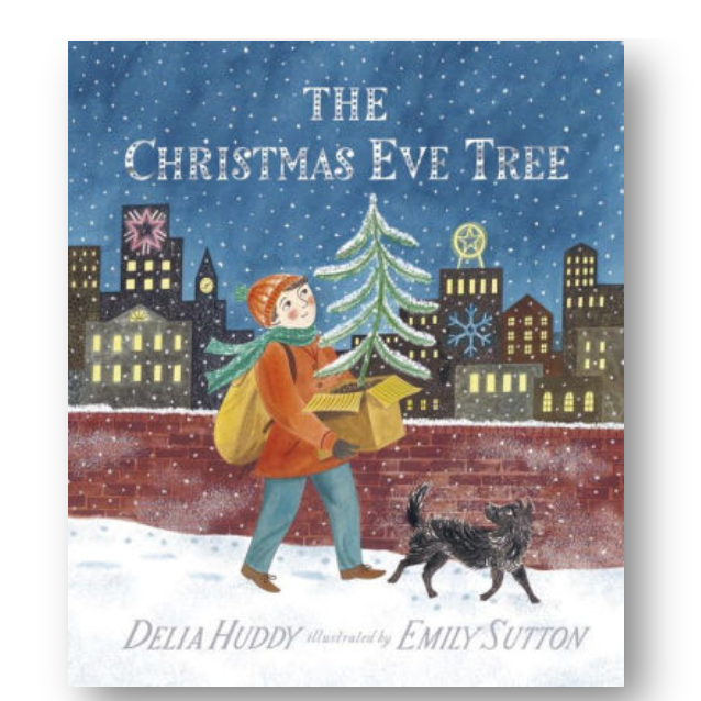 Christmas Eve Tree Book