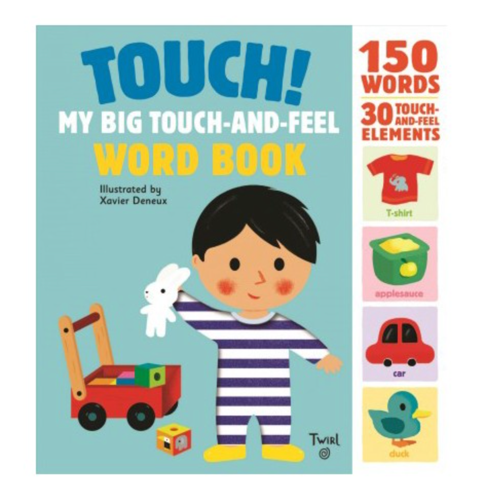 Touch! My Big Touch-And-Feel World