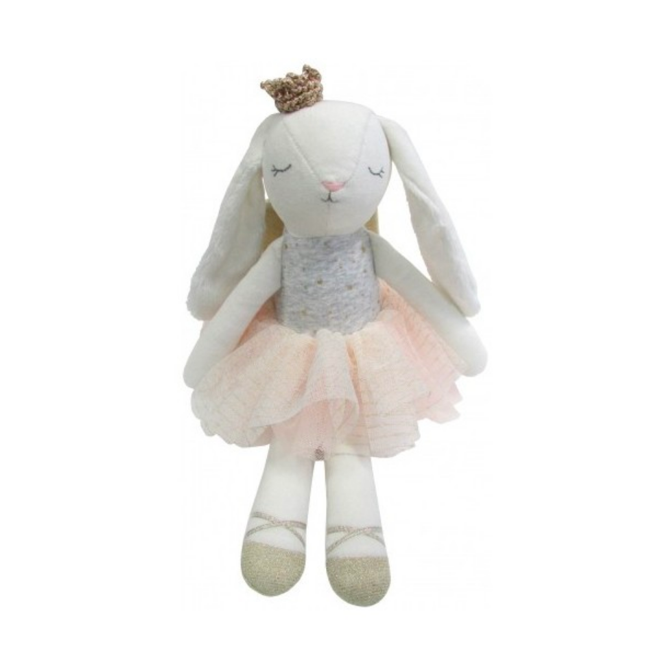 Fairy Winged Bunny Doll