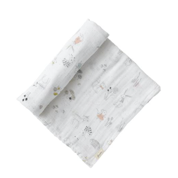 Pehr Magical Forest Swaddle