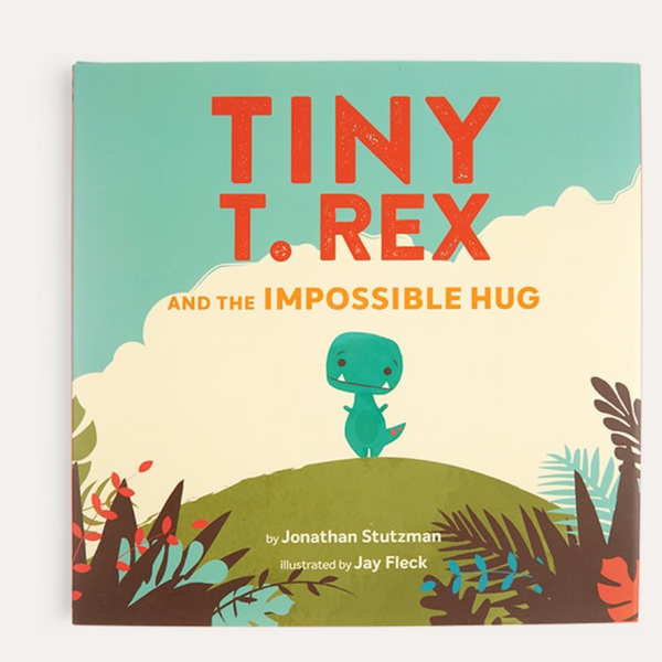 T Rex And The Impossible Hug