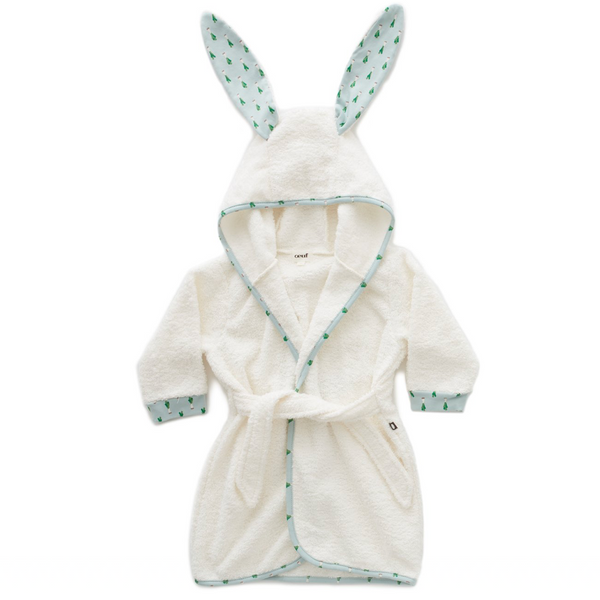 Oeuf Bunny Robe - Multiple Colors Available