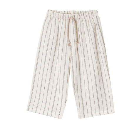 Go Gently Nation Lawn Pant - Black Stripe