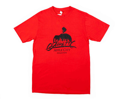 OG Alief Logo Tee - Red