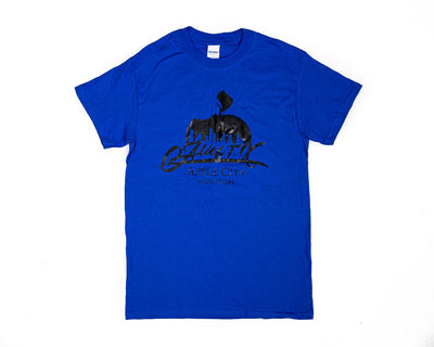 OG Alief Logo Tee - Blue