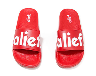 Alief Slides Red