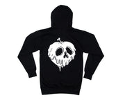 Apple Face Hoodie - Black