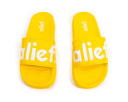 Alief Slides Yellow