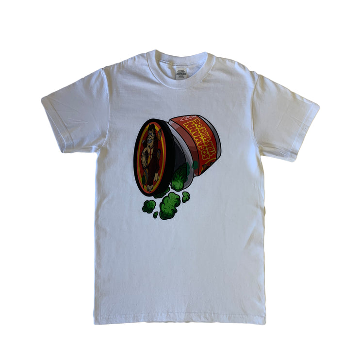TrapSauce Out The Can Tee - White