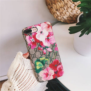 """Pink-Floral"" Phonecase"