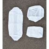 Copy of Collar & Cuff Cover Cloth Set (YPS-622)