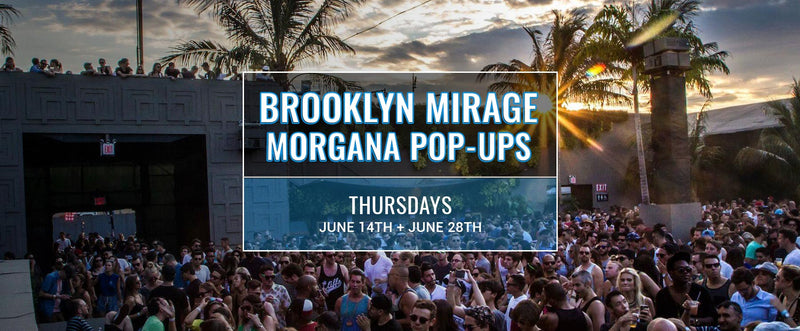 NYC Pop Up Shop - Morgana [No Cover]: Sandrino, Mikey Lion, Sunshine Jones & more