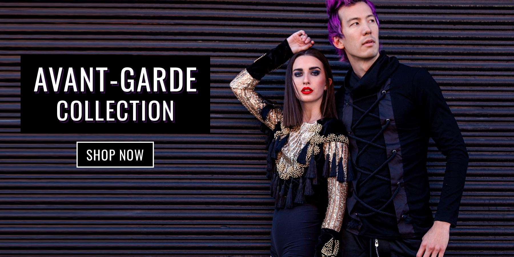 A Line Called K, Avant-Garde Collection