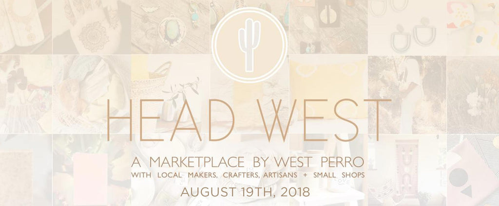 Head West Marketplace by West Perro at Bay Street Shopping Center - A Line Called K - Pop Up Aug 19th