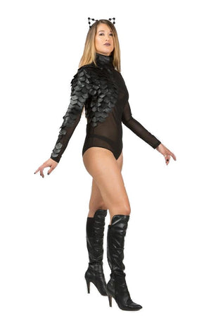 Dragon Scales Bodysuit