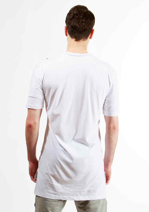 Oversized T-Shirt, Alternative T-Shirt, Streatwear, Clearance, Zippers, Sporty, Mens Tops