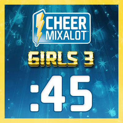 Premade Mix 59 - Girls 3 Theme - 45sec