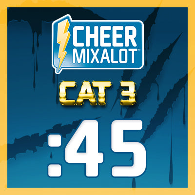 Premade Mix 78 - Cats 3 Theme - 45sec
