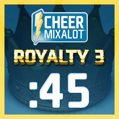 Premade Mix 72 - Royalty 3 Theme - 45sec