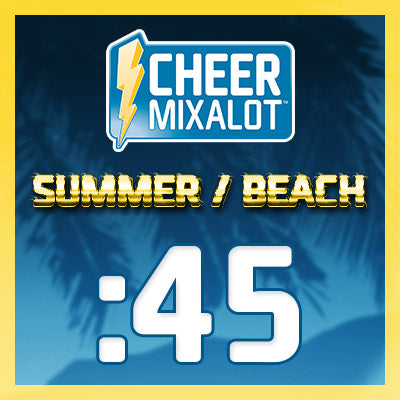 Premade Mix 45 - Summer Beach Theme - 45sec