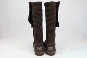 UGG Australia Classic Classic Cardi Brown UGGpure™ Lined Boot