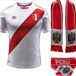 Umbro Peru National Team Jersey 2018 - ITA Sports Shop