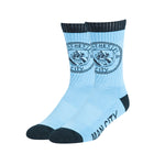 MANCHESTER CITY FC BOLT '47 SPORT SOCKS - ITA Sports Shop