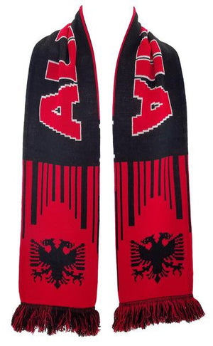 Albania Soccer Scarf - ITA Sports Shop