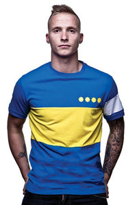 Boca Capitano T-Shirt | Blue - ITA Sports Shop