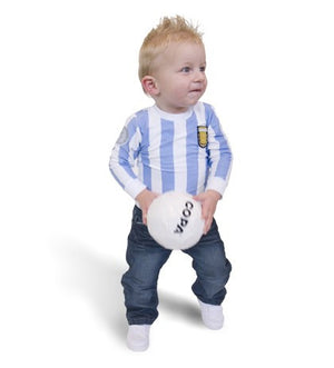 "Argentina ""My First Football Shirt"" - ITA Sports Shop"