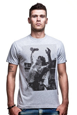 COPA Icon Legend  T-Shirt | Grey - ITA Sports Shop