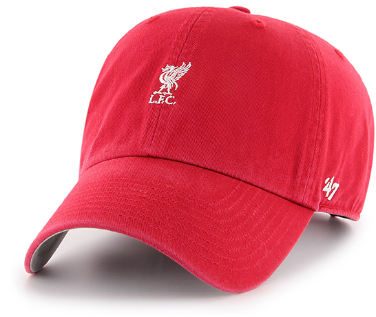 Liverpool Football Club  Base Runner 47 Clean Up Dad Hat
