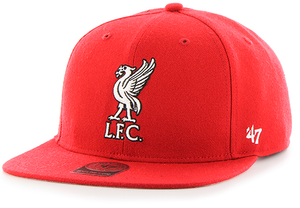 Liverpool Football Club Red Sure Shot 47 Captain Wool Cap - ITA Sports Shop