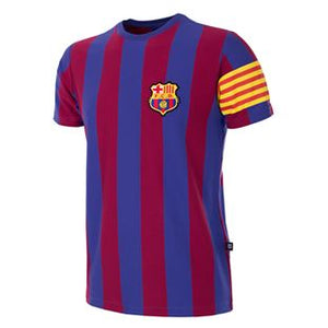 FC Barcelona Captain Retro T-Shirt - ITA Sports Shop