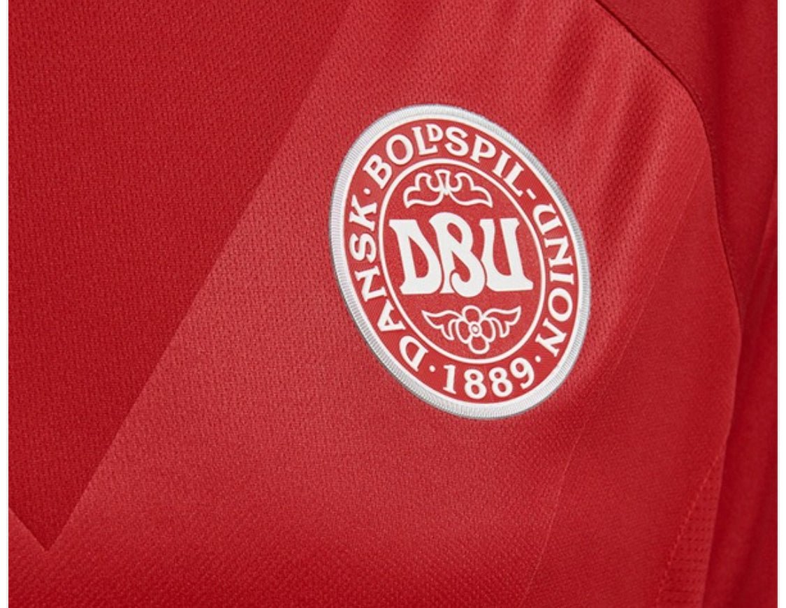 Denmark Home Jersey 2018/20 - ITA Sports Shop