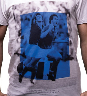 Italy 1982 T-Shirt | White - ITA Sports Shop