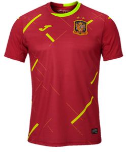 Joma Spain Futsal Home Jersey 2020 - 21