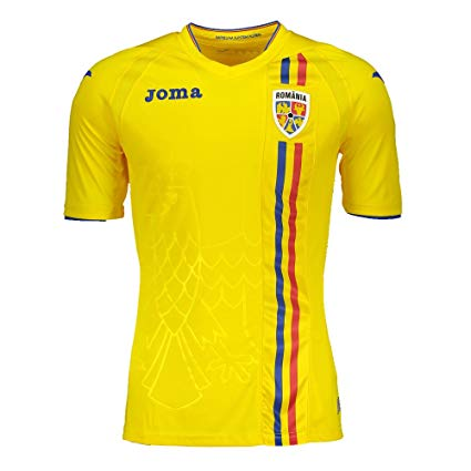 F.F. Romania National Team Jersey 2018 - 19 cfb095894