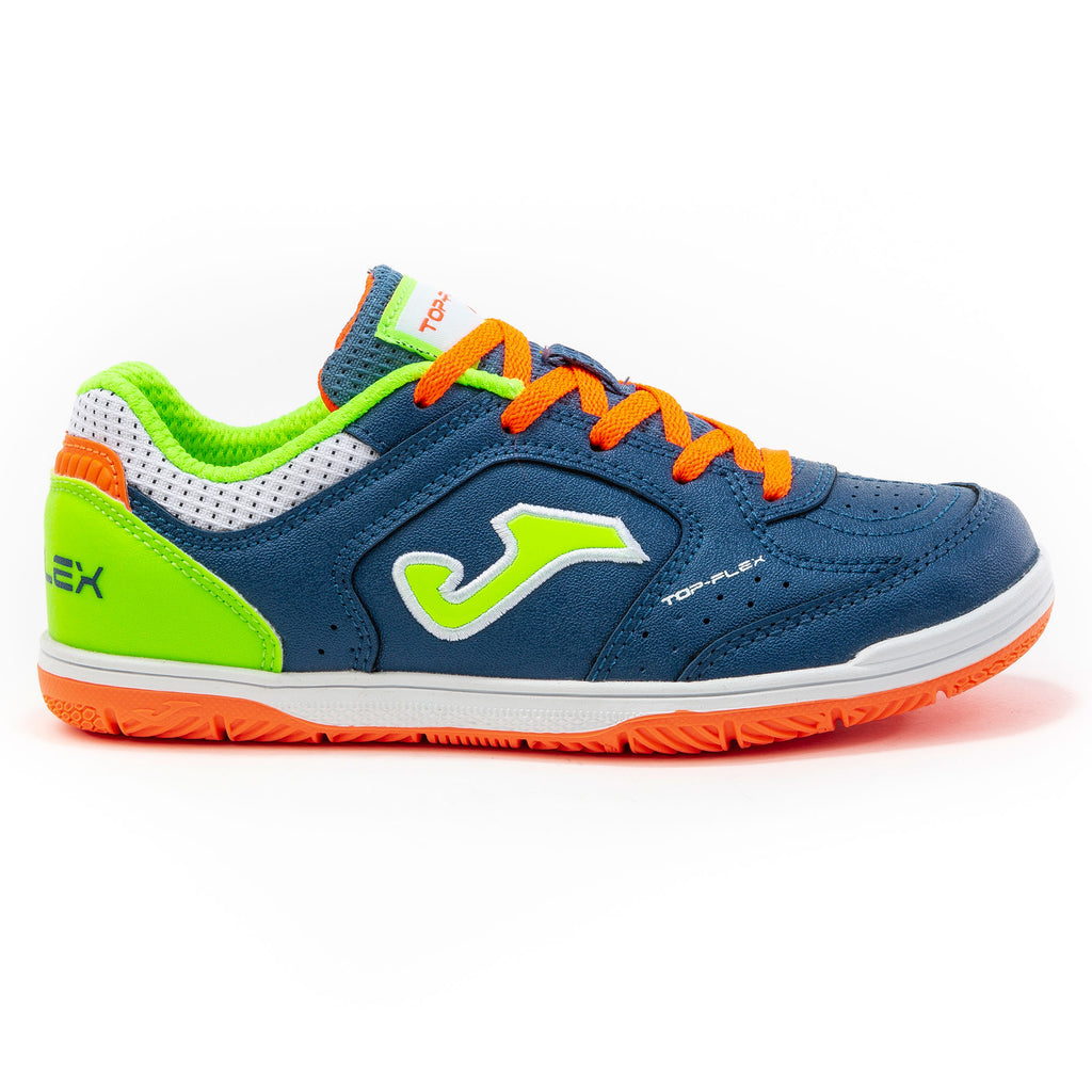 Joma Top Flex JR 2033 Petroleum - Navy Lace Indoor - ITA Sports Shop