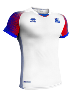 online store 3c88e 2fe70 Iceland National Team 2018/19 Jersey – ITA Sports Shop