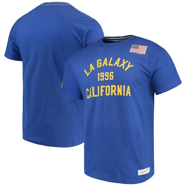 LA Galaxy History Tee - ITA Sports Shop