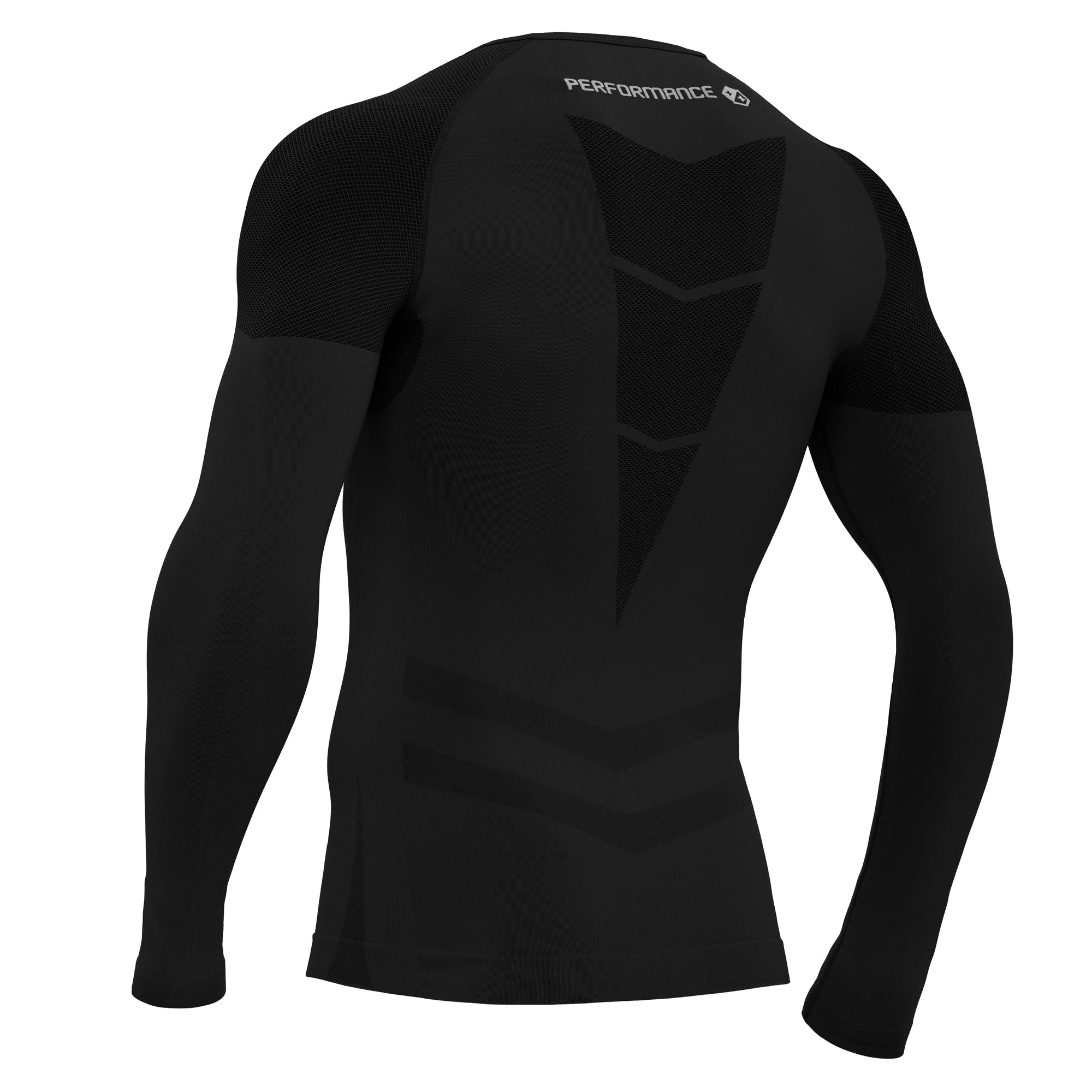 Macron Performance Men's Compression Top Long-Sleeve - Final Sale - ITA Sports Shop
