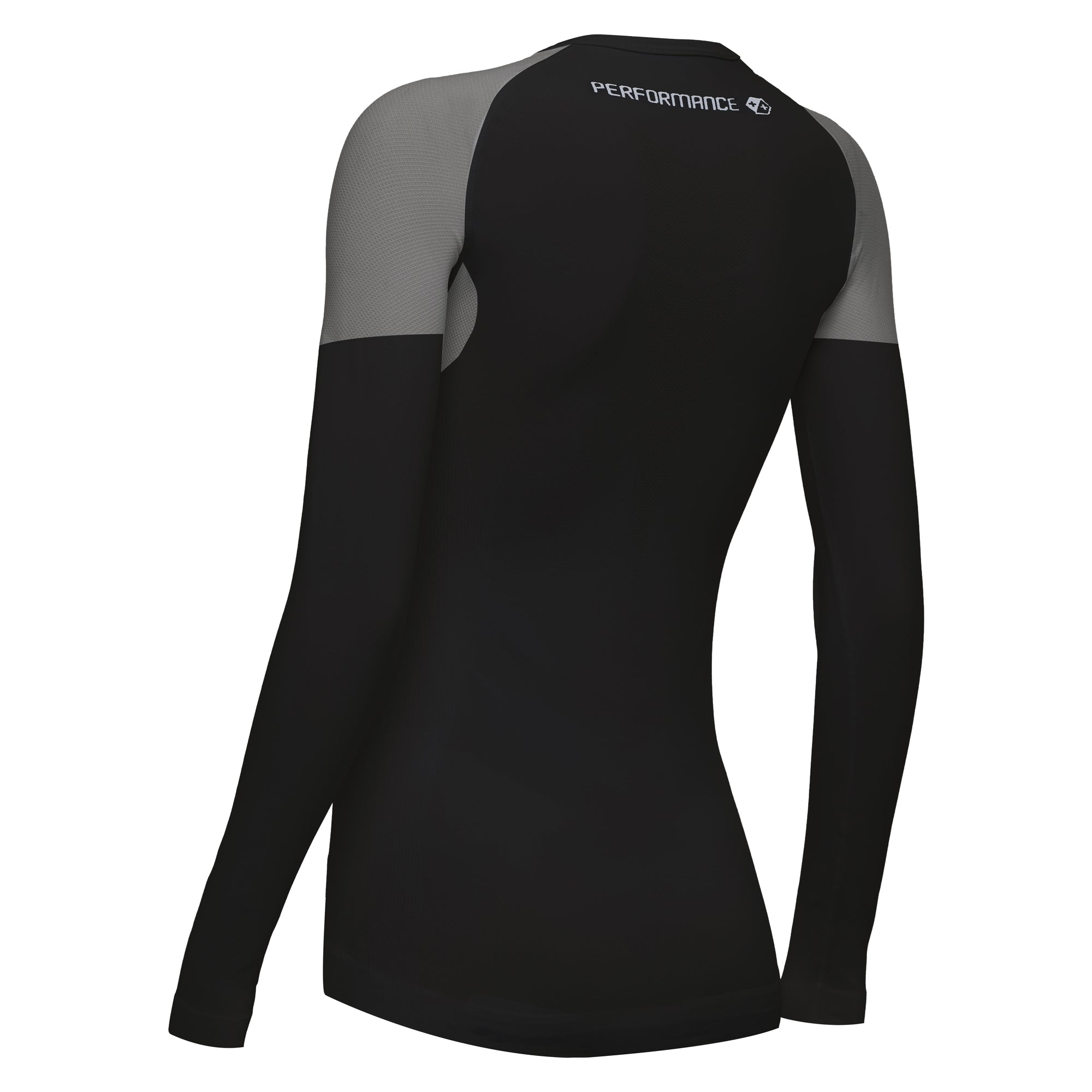 Macron Performance Women's Compression Top Long-Sleeve - Final Sale - ITA Sports Shop