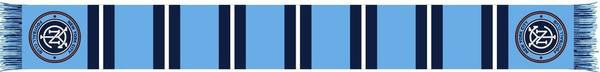 NYCFC Bar Scarf - ITA Sports Shop