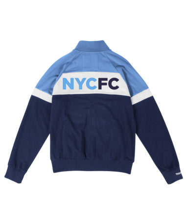 New York FC French Terry Knit Jacket - ITA Sports Shop