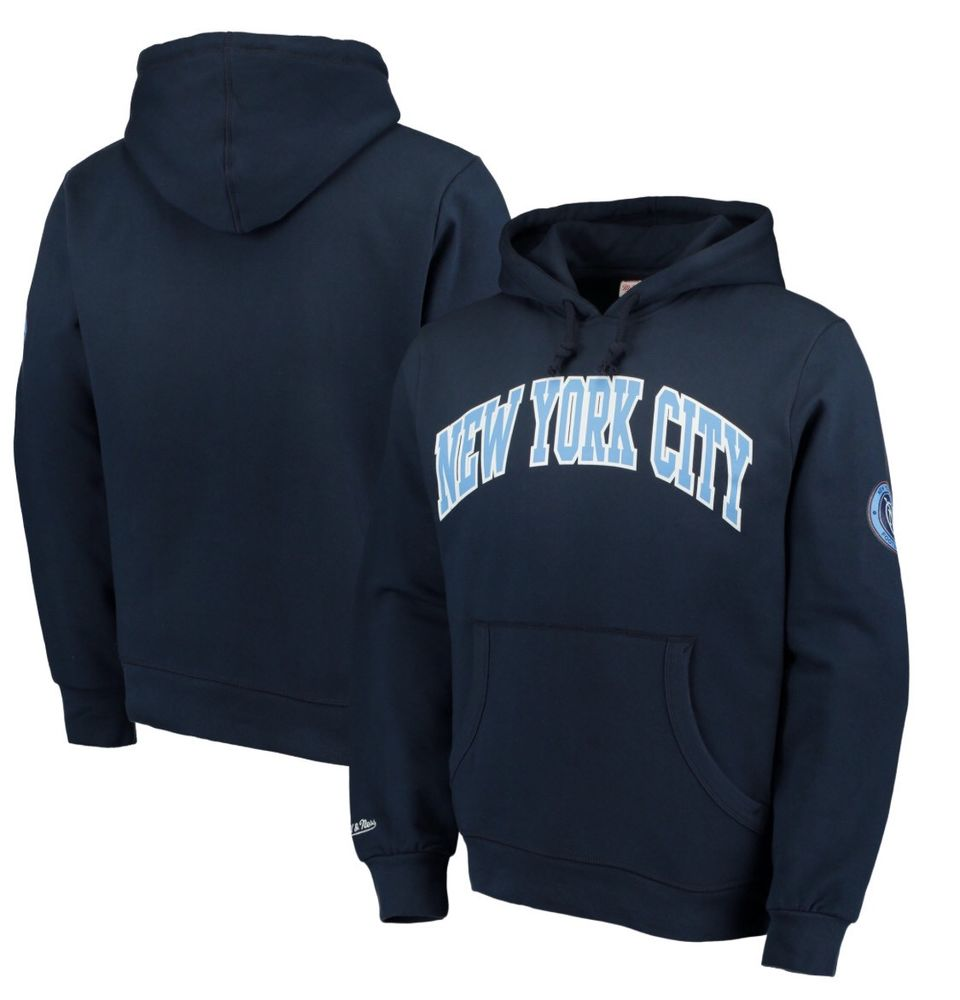 New York City FC Start Of Season Hoody - ITA Sports Shop