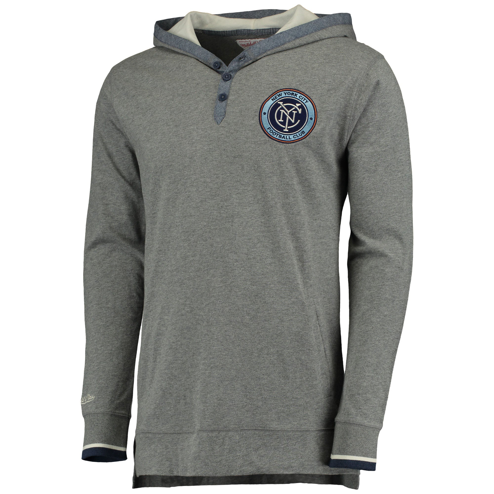 New York City FC Seal The Win Hoodie - ITA Sports Shop