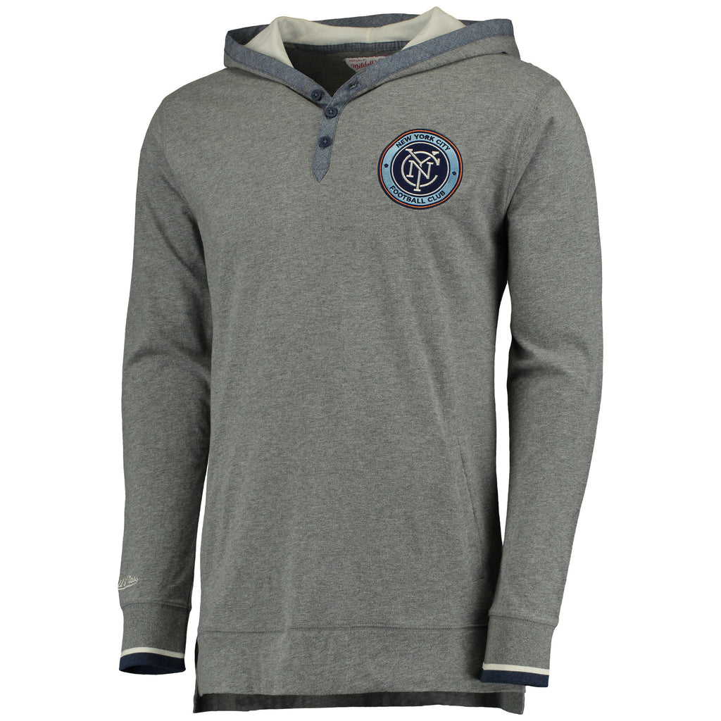 New York City FC Seal The Win Hoodie