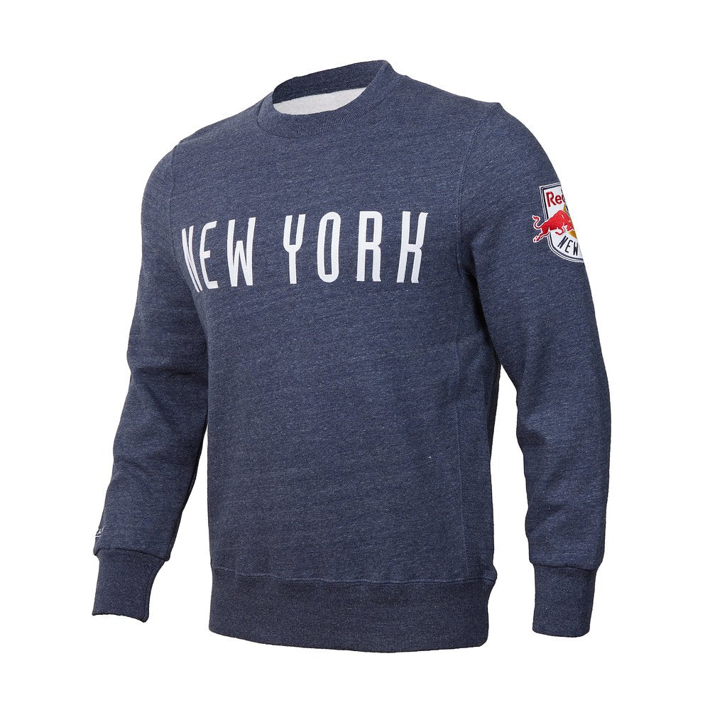 New York Red Bulls Playoff Win Crew Sweater - ITA Sports Shop