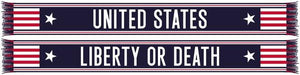 US SOCCER LIBERTY SCARF